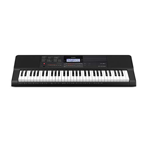Casio 61-Key Portable Keyboard (CTX700)