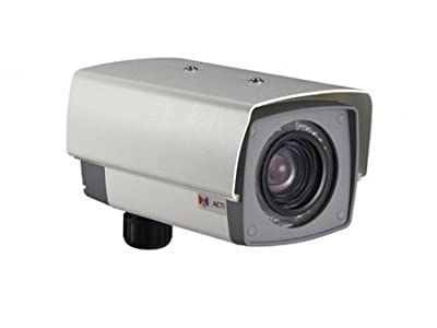 Acti KCM-5511 2M Outdoor Box with D/N & IR Network Camera
