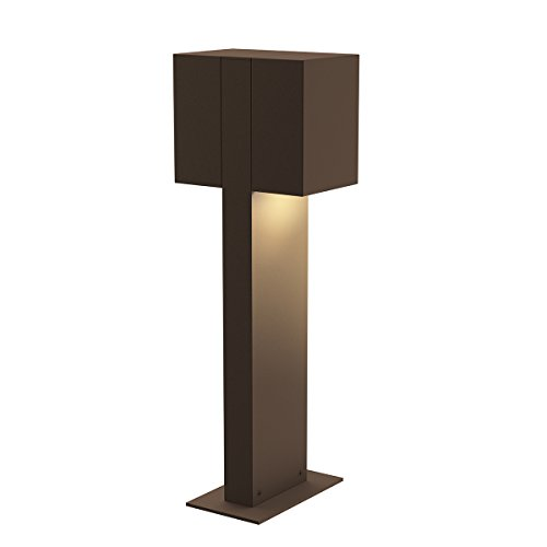 16In. Led Double Bollard (Box Sonneman)