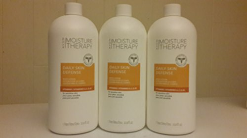Avon Moisture Therapy Daily Defense. LOT of 3