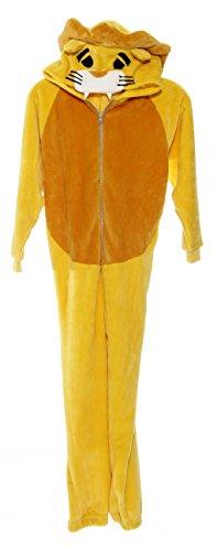 6404-3T-Lion Just Love Kids Jumpsuit / Pajamas (Costume Lion)