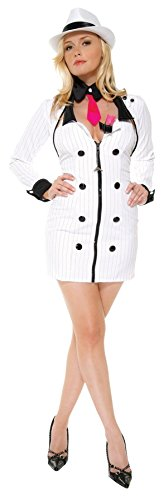 Mobster Minx Adult Costume - XS/Small