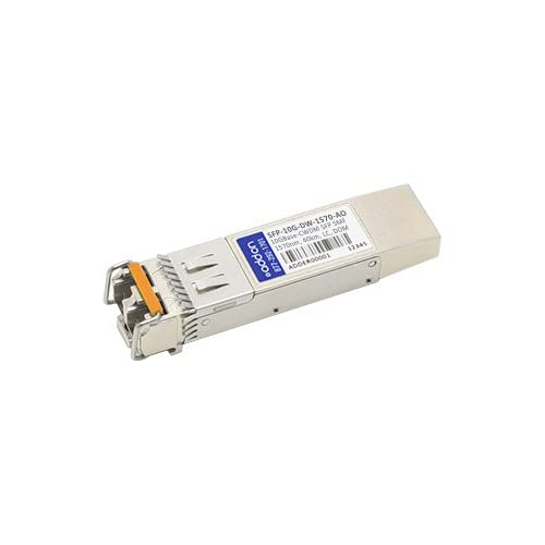 Image of Addon-Networking LC Single Mode SFP+ Transceiver Module (SFP-10G-DW-1570-AO) Network Transceivers