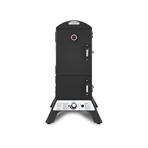 (Broil King   923617 Smoke Vertical Natural Gas Cabinet Smoker)