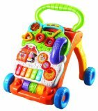 #6: VTech Sit-to-Stand Learning Walker (Frustration Free Packaging)