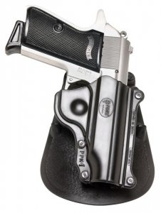 Concealed Carry Fobus Holster Walther PP/PPK/PPKS Belt Single Mag Pouch HandGun & Pistol Pouch
