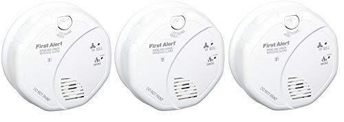 First Alert SCO5CN Combination Smoke and Carbon Monoxide Ala