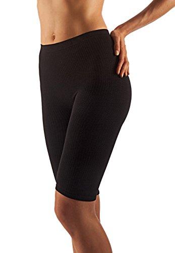 FarmaCell 112 (Black, S/M) Women's Anti-Cellulite micromassage -