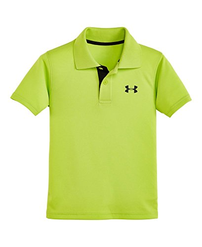 Under Armour Boys' UA Logo Short Sleeve Polo – Sports Center Store