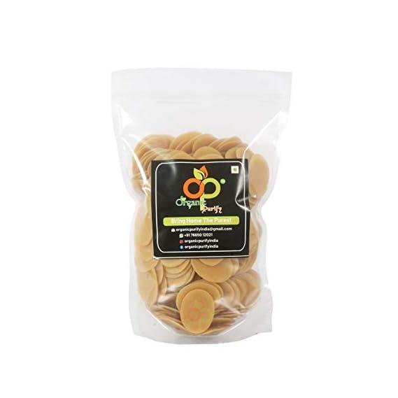 Organic Purify Ready-to-Fry Dry PANI Puri PAPADS (GOL GAPPAS) 400GM