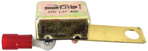 Rig Rite 340 12/24 Volt Marine Circuit Breaker with Automatic Reset Reset Circuit Breaker Hardware