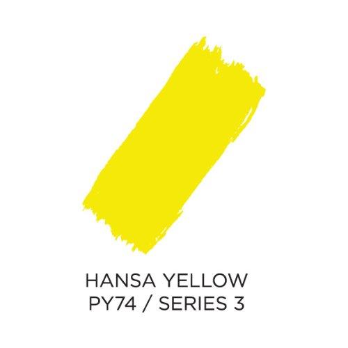 Akua Intaglio Print Making Ink, 8 oz Jar, Hansa Yellow (IIHY)