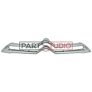 PIECES AUTO SERVICES Emblema para Citroen DS4 05/11=> Gris Cromo=00007810z3