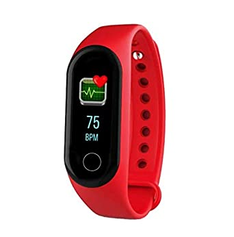 Amazon.com: M3 Smart Band Sleep Sport Exercise Tracker ...