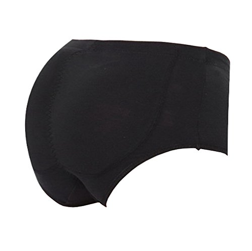 ACME Women's Shaper Panty with Sillicone Butt Pads Booty Padded Panty