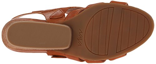 Wedge Lassie Womens Naya Orange Sandal PnEUqX6x7