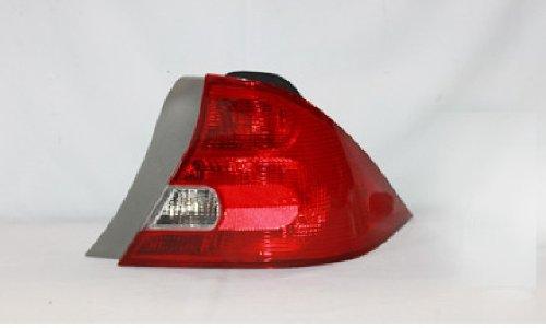 Civic Honda Coupe Tail Tyc - HONDA CIVIC (SEDAN | COUPE) TAIL LIGHT RIGHT (PASSENGER SIDE)(COUPE) 2001-2003