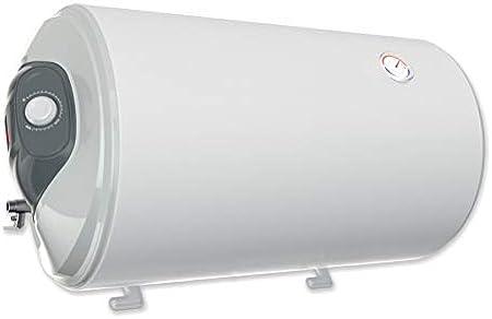 Ryte Eco Termo Eléctrico 100 litros   Calentador de Agua Horizontal izquierda, Serie Premium Eco, Instantaneo - Aislamiento de alta densidad