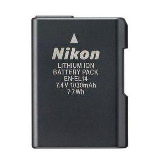 Nikon set of EN-EL14A battery and MH-24 Charger