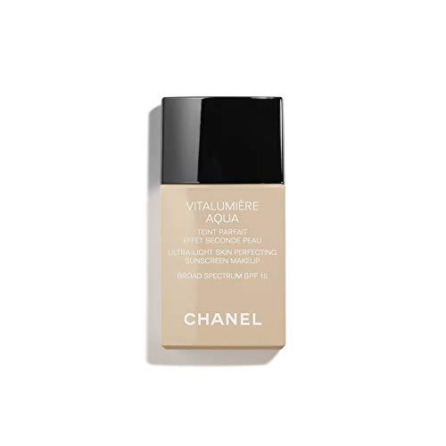 Vitalumiere Aqua Ultra-Light Skin Perfecting Sunscreen Makeup Broad Spectrum SPF 15-12 Beige ()