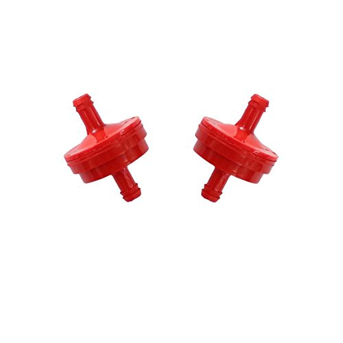 HIPA (Pack of 2) Fuel Filter for Briggs & Stratton Tractor Engines without...