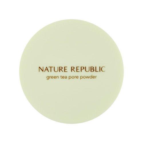 Nature Republic Botenical Green Tea Pore Powder