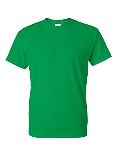 Gildan mens DryBlend 5.6 oz. 50/50 T-Shirt(G800)-IRISH GREEN-3XL