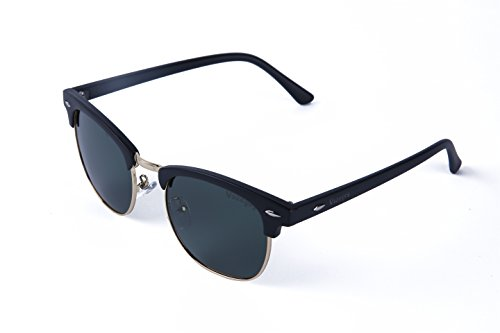 Vseegrs Unisex Sunglasses Anti-UV Polarized Mirrored Reflective Half Frame Sunglasses - Review Running Sunglasses