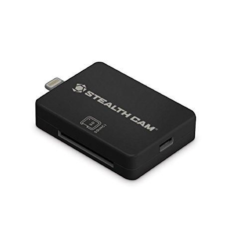 Stealth Cam IOS SD Card Reader