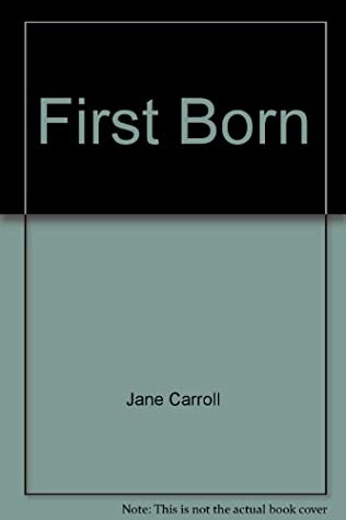 book cover of First Born