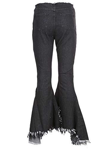 Jeans Coton Noir ZAZA1 JOVONNA LONDON Femme qfHwxXn7T
