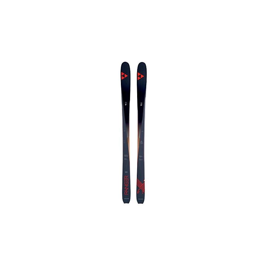 Fischer Ranger 90 Ti Skis Mens