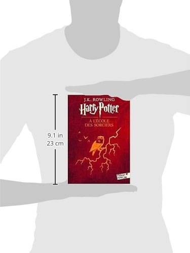 Harry Potter Collection (Seven Harry Potter titles) (French Edition) by French & European Pubns