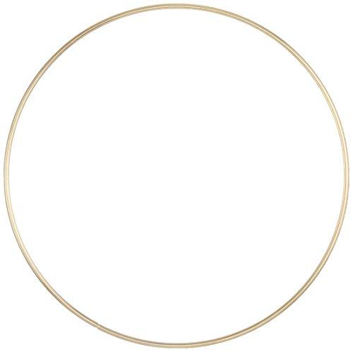 Darice Gold Metal Ring, - Gold Metal Craft Rings