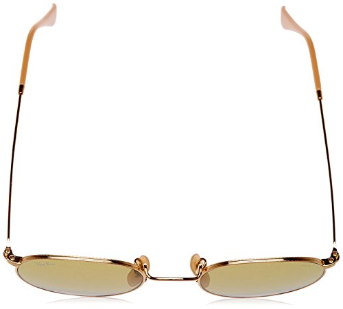 50 90644C Ray Metal Gold de Round Hombre para Sol Ban Gafas 1tt6q4vw