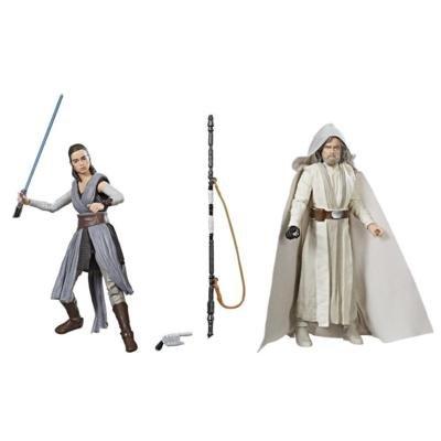 SDCC 2017 Hasbro Exclusive Star Wars Last Jedi Black Series