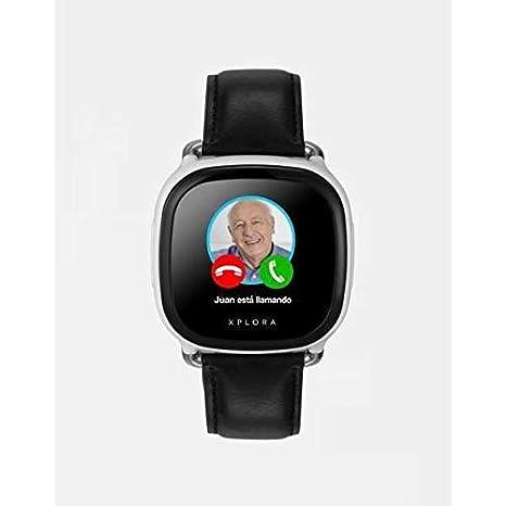 Reloj Explora Care Mayores Negro: Amazon.es: Electrónica