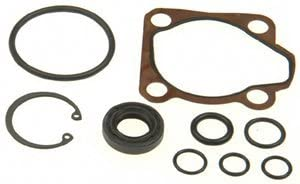 Gasket ACDelco 36-348484 Professional Power Steering Pump Seal Kit with Bushing and Snap Ring Seals