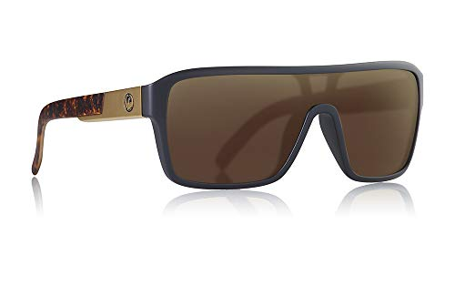 Dragon Remix 1 Sunglasses Polished Walnut Copper ()