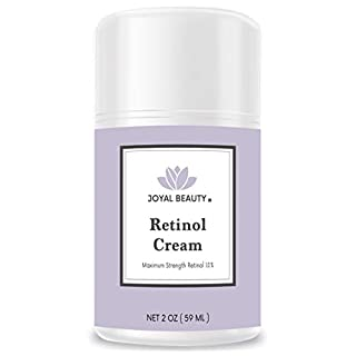 Joyal Beauty Retinol Cream Best Anti-aging Anti-wrinkle Night Moisturizer for Face Neck and Eyes