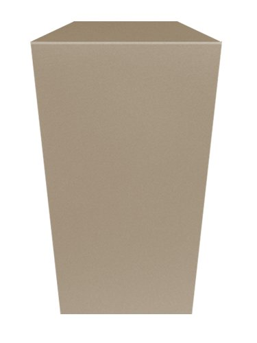 Acoustimac Low Frequency Bass Trap DMD 4' x 2' x 4' STONE CORNER by Acoustimac
