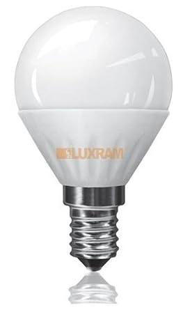 LED GOLF Lámpara 3.5=25w BOMBILLA BAJO CONSUMO E14 / rosca Edison pequeña / SES Blanco Cálido / 2700K/827 Instantáneo COMPLETO luz SMD Bombilla LED: ...