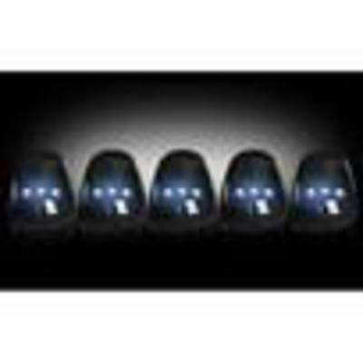 Recon 264146WHBK Light Lens