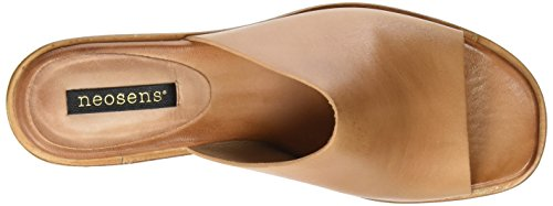 Marrone S972 Donna Zoccoli Skin Restored Wood Neosens wood Tintilla dq0gdH