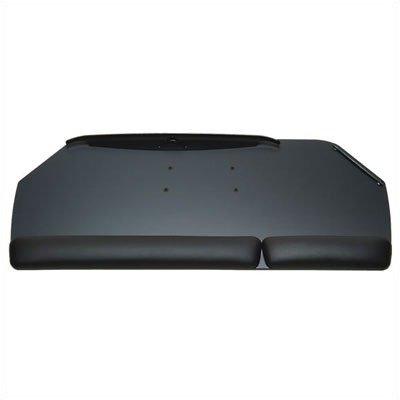 Workrite 488, 3175-FM Split-Pad Corner Keyboard Tray with -
