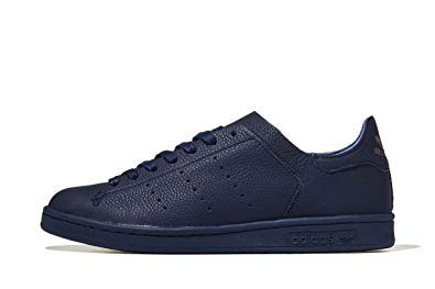adidas Originals Mens Stan Smith Leather Sock Shoes BZ0231,Size 7