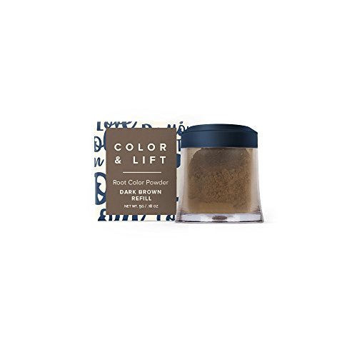 Color & Lift with Thickening Fibers Refill - Dark Brown