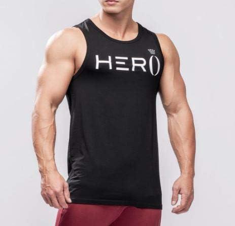 ヘラヒーロー HERAxHERO プリモ タンクトップ ブラック×ホワイト Mサイズ Primo Tank Top Black&White フィットネス フィジーカー 筋トレ トレーニー