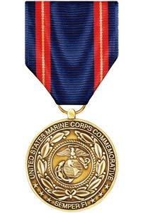 (Medals of America Marine Corps Service Commemorative Medal Bronze)