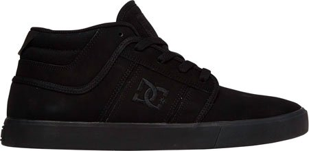 DC Men's RD Grand Mid Sneaker,Black/Black,11.5 M US